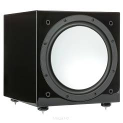 Monitor Audio Silver W12 - black high gloss - exdemo -  dostawa gratis !!!