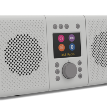 Pure Elan Connect+ grey - radio internetowe 357 Nowy Świat / DAB+ / FM / bluetooth