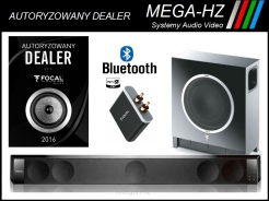 Focal Dimension + Sub Air + adapter bluetooth - autoryzowany dealer - dostawa gratis !!!