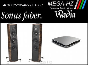 Sonus Faber Olympica III + Wadia Intuition 01 za 1/3 ceny !!!
