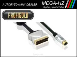 Kabel Profigold PGV 612 SCART - S Video 1.5m