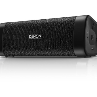 Denon New Envaya Pocket Czarny
