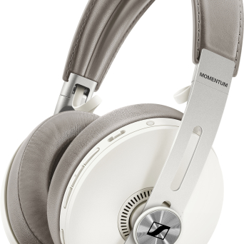 Sennheiser Momentum Wireless M3 AEBT XL Sandy White - autoryzowany dealer - 30 rat 0% - dostawa gratis !!!