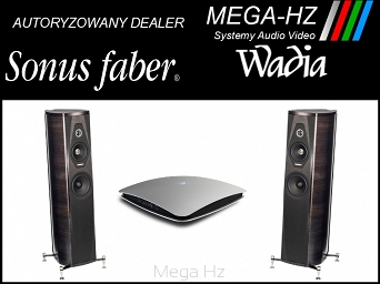 Sonus Faber Olympica II + Wadia Intuition 01 za 1/3 ceny !!!