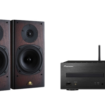 Pioneer XC-HM86D + Castle Knight 2